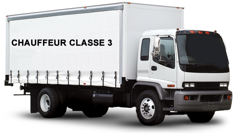 Comment avoir le Permis de conduire pour Chauffeur classe 3 - Camion