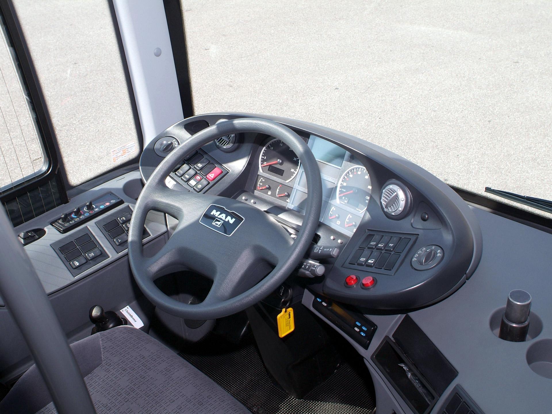 Description de l'emploi chauffeur