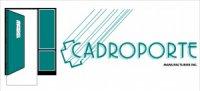 logo Cadroporte manufacturier inc