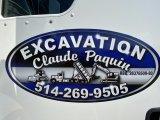 Emplois chez Excavation Claude Paquin