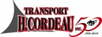 Transport Cordeau inc.