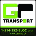 Emplois chez Transport GP inc