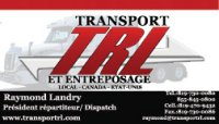 Transport R. Landry Inc
