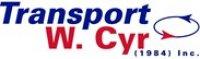 logo TransportW. Cyr (1984) inc
